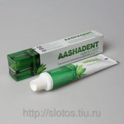 Зубная паста Ним-Бабул Аашадент 100 г